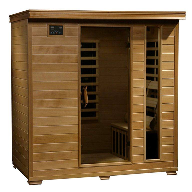 Best 4-Person Sauna – Jacuzzi Clearlight Premier IS-1